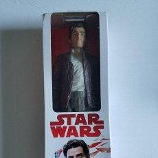 Figuras y Muñecos Star Wars: CAPTAIN POE DAMERON DE STAR WARS, SERIE DISNEY+HASBRO, SIN ABRIR. ALTURA 30 CM.. Lote 189696722