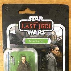 Figure e Bambolotti Star Wars: STAR WARS THE LAST JEDI - REY. Lote 189744971