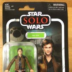 Figuras y Muñecos Star Wars: STAR WARS SOLO - HAN SOLO. Lote 189745121