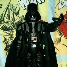 Figuras y Muñecos Star Wars: FANTASTICA FIGURA TAMAÑO GRANDE DE DARTH VADER DE STAR WARS, MIDE 50 CM - JAKKS PACIFIC - 2014. Lote 190092363