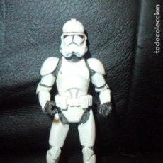 Figuras e Bonecos Star Wars: STORMTROOPER - FIGURA STAR WARS - 2005 LFL HASBRO. Lote 190457412