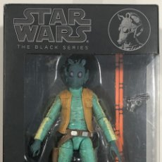 Figuras e Bonecos Star Wars: STAR WARS BLACK SERIES GREEDO. Lote 190552896