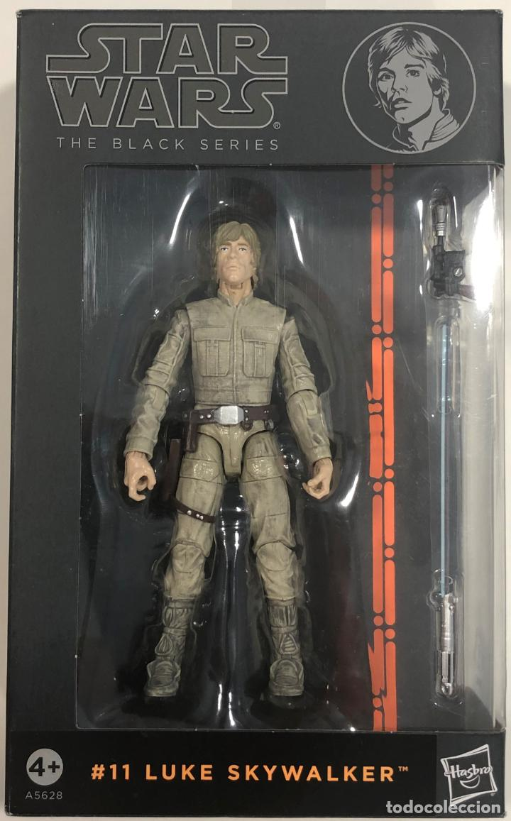 STAR WARS BLACK SERIES LUKE SKYWALKER BESPIN. (Juguetes - Figuras de Acción - Star Wars)