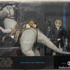 Figuras e Bonecos Star Wars: STAR WARS BLACK SERIES HAN SOLO Y TAUN TAUN.. Lote 190554145