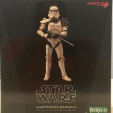 Figuras y Muñecos Star Wars: STAR WARS KOTOBUKIYA SANDTROOPER. Lote 190554767