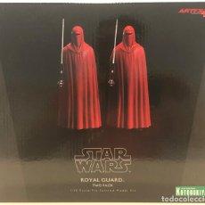 Figuras y Muñecos Star Wars: STAR WARS KOTOBUKIYA ROYAL GUARD (2). . Lote 190556040