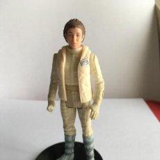 Figuras y Muñecos Star Wars: STAR WARS. PRINCESA LEIA EN HOTH. JUGADO POR MI HIJO.. Lote 190620740