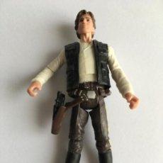 Figuras y Muñecos Star Wars: STAR WARS. HAN SOLO PILOTO DEL HALCON MILENARIO. JUGADO POR MI HIJO.. Lote 190621376