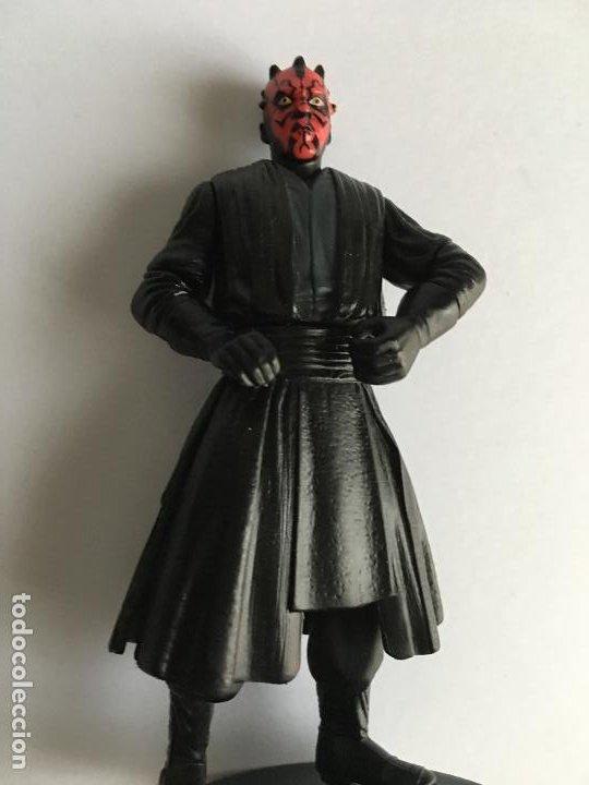 Figuras y Muñecos Star Wars: Star Wars. Sith Darth Maul. jugado por mi hijo. - Foto 2 - 190623203