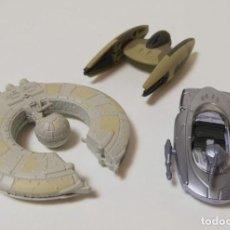 Figuras y Muñecos Star Wars: NAVES DE STAR WARS Y CONTROL DE DROIDES. Lote 190779638