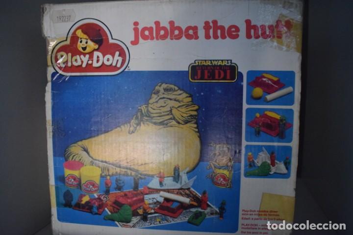 JABBA EL HUTT, PLAY-DOH (Juguetes - Figuras de Acción - Star Wars)