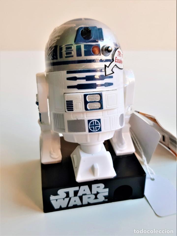STAR WARS R2-D2 DISPENSADOR DE CARAMELOS CON SONIDOS - 12.CM ALTO (Juguetes - Figuras de Acción - Star Wars)