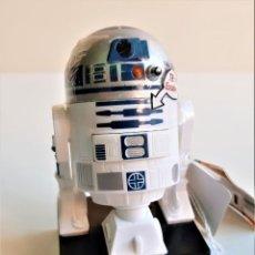 Figuras e Bonecos Star Wars: STAR WARS R2-D2 DISPENSADOR DE CARAMELOS CON SONIDOS - 12.CM ALTO. Lote 190866845