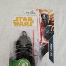 Figuras y Muñecos Star Wars: STAR WARS KYLO REN FORCE LINK 2.0 BLISTER NUEVO SIN ABRIR HASBRO. Lote 190933821