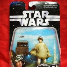 Figure e Bambolotti Star Wars: FIGURA STAR WARS, THE SAGA COLLECTION- LUKE SKYWALKER+ HOLOGRAM FIGURE, HASBRO, 2006. PRECINTADO!!!.. Lote 190976387