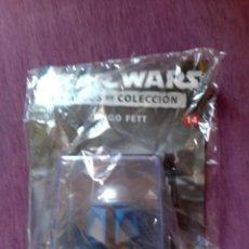 Figurines et Jouets Star Wars: STAR WARS CASCOS DE COLECCIÓN 14 JANGO FETT. Lote 191266935