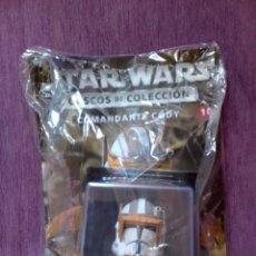 Figuras y Muñecos Star Wars: STAR WARS CASCOS DE COLECCIÓN 10 COMANDANTE CODY. Lote 191266993