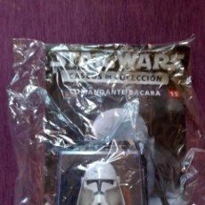 Figuras y Muñecos Star Wars: STAR WARS CASCOS DE COLECCIÓN COMANDANTE BACARA. Lote 191267097