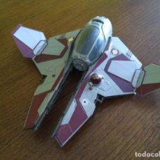 Figuras y Muñecos Star Wars: NAVE STARFHIGTER STAR WARS DE HASBRO . Lote 191340050