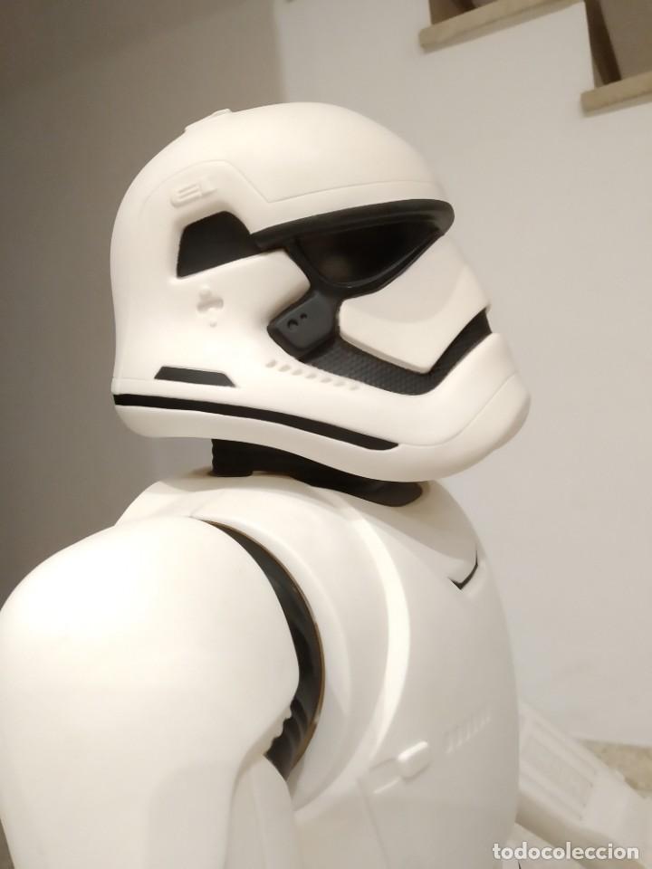 Figuras y Muñecos Star Wars: ENORME FIGURA STORMTROOPER -JAKKS PACIFIC- 80 CMS, STAR WARS: EL DESPERTAR DE LA FUERZA - Foto 12 - 191642287