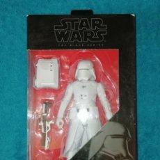 Figuras y Muñecos Star Wars: STAR WARS FIGURA FIRST ORDER SNOWTROOPER TBS. Lote 191658535