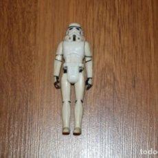 Figuras e Bonecos Star Wars: FIGURA ACCIÓN VINTAGE STAR WARS KENNER STORMTROOPER 1977 SIN COO GMFGI LFL FIRST 12 SOLDADO. Lote 191843482