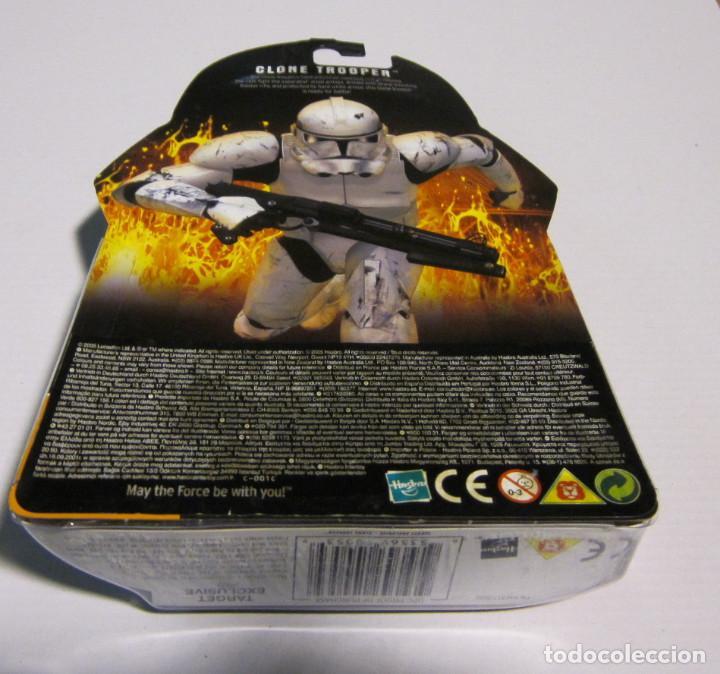 Figuras y Muñecos Star Wars: Star Wars Target Exclusive Clone Trooper Action Figure - NUEVA A ESTRENAR - Foto 4 - 191885605