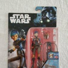 Figurines et Jouets Star Wars: STAR WARS SABINE WREN ROGUE ONE BLISTER NUEVO SIN ABRIR HASBRO. Lote 191893862