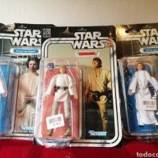 Figure e Bambolotti Star Wars: STAR WARS KENNER 40 ANIVERSARIO LOTE 3 FIGURAS POR EL PRECIO DE 1 OPORTUNIDAD ÚNICA. Lote 192214471