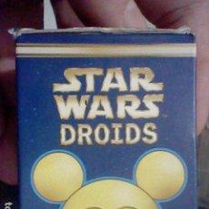 Figuras y Muñecos Star Wars: STAR WARS DROIDS VINYLMATION JR SERIES 9 CAJA SIN ABRIR LEER. Lote 192272257