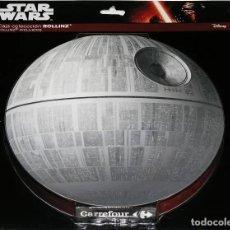 Figuras y Muñecos Star Wars: 20 FIGURAS ROLLINZ DE STAR WARS, EN SU CAJA DE LA ESTRELLA DE LA MUERTE. JUEGO DE MESA-HH. INN. Lote 192738928