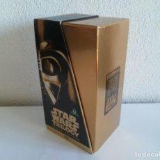 Figuras y Muñecos Star Wars: STAR WARS TRILOGY SPECIAL EDITION CAJA 3 VHS EN INGLÉS EL IMPERIO CONTRAATACA EL RETORNO DEL JEDI. Lote 192755190
