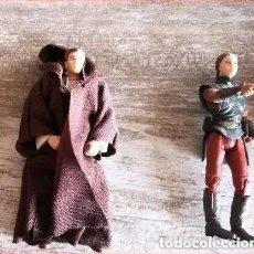 Figuras y Muñecos Star Wars: STAR WARS LOTE DE 2 FIGURAS. Lote 192960360