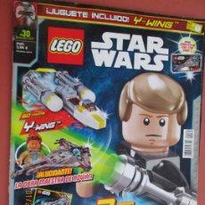Figuras y Muñecos Star Wars: REVISTA LEGO STAR WARS Nº 30 . Lote 193022080