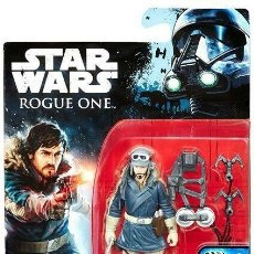 Figuras y Muñecos Star Wars: LOTE FIGURA STAR WARS ROGUE ONE - HASBRO / DISNEY - CAPITAN CASSIAN ANDOR (EADU). Lote 193032686