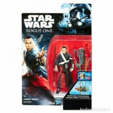 Figuras y Muñecos Star Wars: LOTE FIGURA STAR WARS ROGUE ONE - HASBRO / DISNEY - CHIRRUT IMWE. Lote 193032911