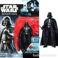 Figuras y Muñecos Star Wars: LOTE FIGURA STAR WARS ROGUE ONE - HASBRO / DISNEY - DARTH VADER. Lote 193032976