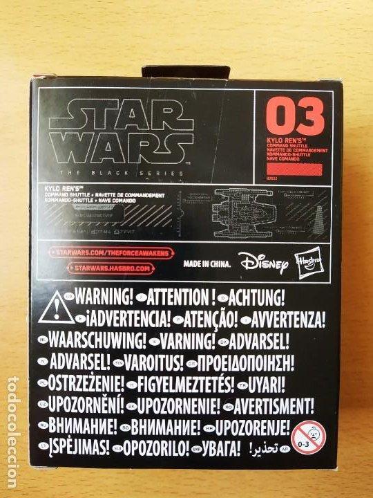 Figuras y Muñecos Star Wars: NAVE STAR WARS HASBRO Nº 03 PRECINTADA - Foto 2 - 193061130