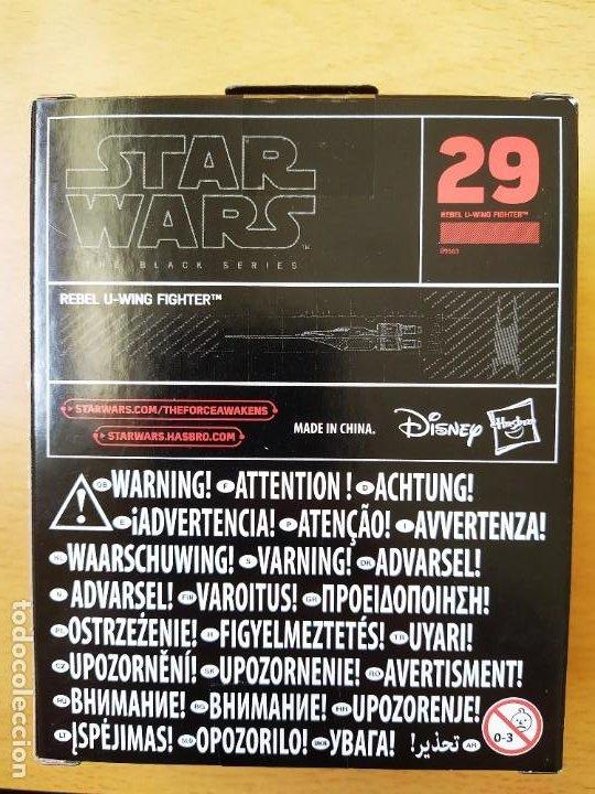 Figuras y Muñecos Star Wars: NAVE STAR WARS HASBRO Nº 29 PRECINTADA - Foto 2 - 193061702