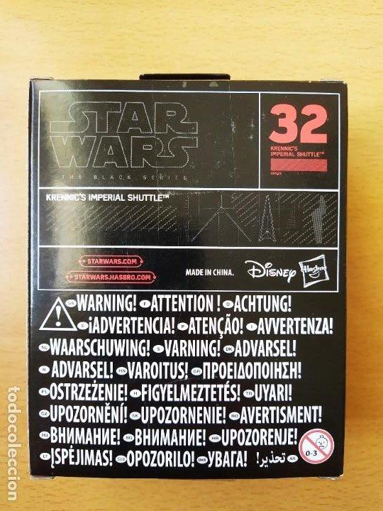 Figuras y Muñecos Star Wars: NAVE STAR WARS HASBRO Nº 32 PRECINTADA - Foto 2 - 193063050