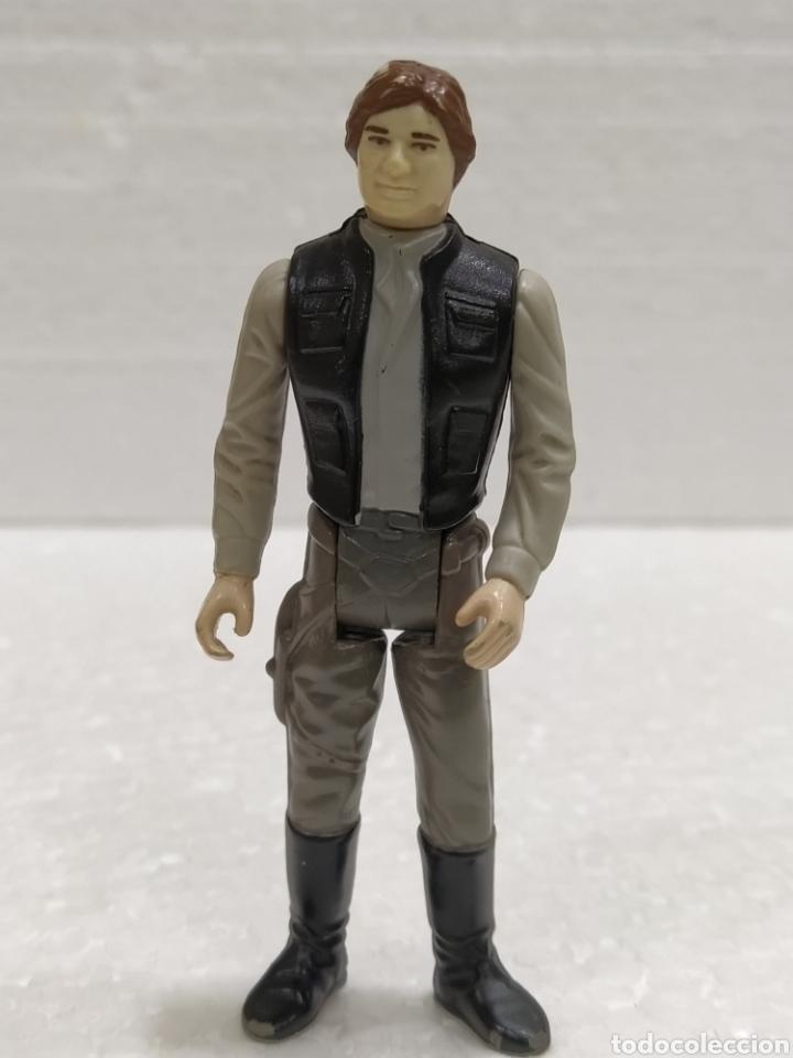 Figuras y Muñecos Star Wars: STAR WARS vintage HAN SOLO de 1984. L.F.L KENNER.USADO - Foto 4 - 193184280