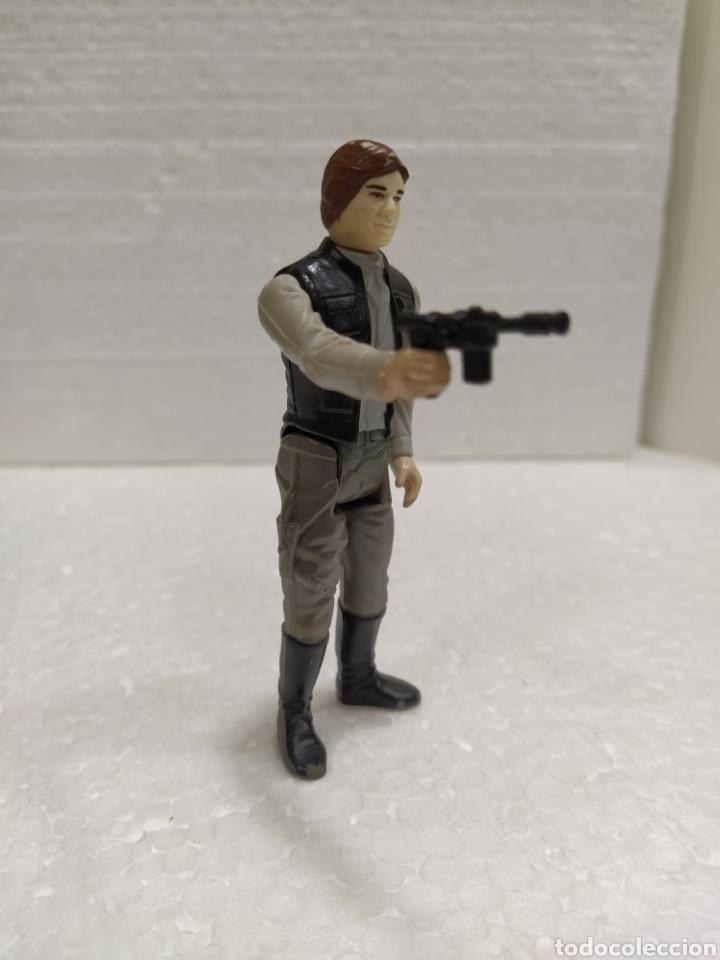 STAR WARS VINTAGE HAN SOLO DE 1984. L.F.L KENNER.USADO (Juguetes - Figuras de Acción - Star Wars)