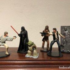 Figuras y Muñecos Star Wars: MAGNÍIFICO LOTE 7 FIGURAS STAR WARS. VIETNAM . BUEN ESTADO.. Lote 193194023