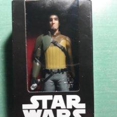 Figuras y Muñecos Star Wars: MUÑECO KANAN JARRUS STAR WARS 15 CM NUEVO SIN ABRIR. Lote 193395636