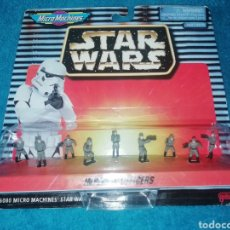 Figurines et Jouets Star Wars: STAR WARS FIGURAS IMPERIAL OFFICERS MICROMACHINES. Lote 193654006