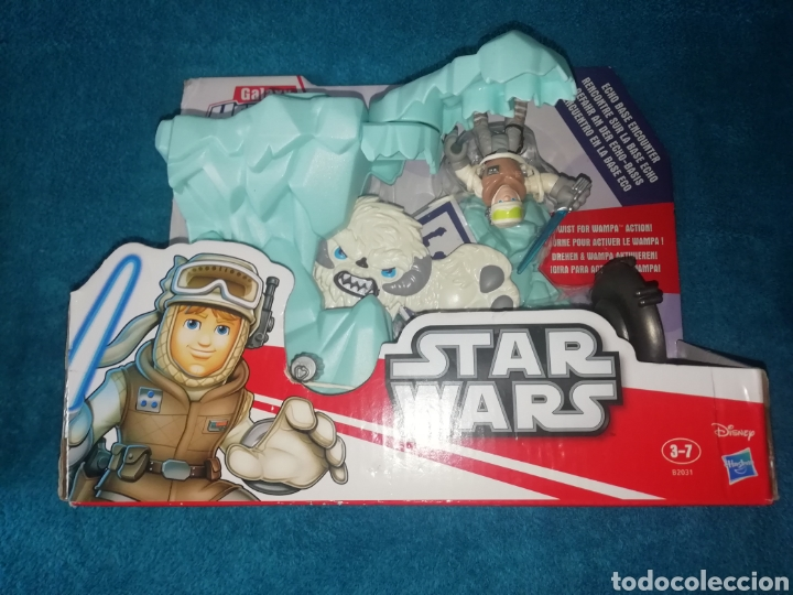 Playskool Heroes Star Wars Galactic Heroes Echo Base Encounter Action Figure