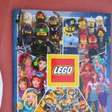 Figuras y Muñecos Star Wars: ÁLBUM LEGO - CARTAS - TOYSRUS - 2017 - CON 33 CARTAS.. Lote 193753745