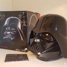 Figuras y Muñecos Star Wars: CASCO DE DARTH VADER, HASBRO BLACK SERIES, TAMAÑO ADULTO, NUEVO, SIN ABRIR. Lote 193914645