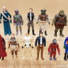 Figurines et Jouets Star Wars: LOTE FIGURAS STAR WARS VINTAGE. Lote 194177926