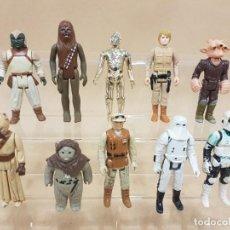 Figuras y Muñecos Star Wars: LOTE FIGURAS STAR WARS VINTAGE . Lote 194221035